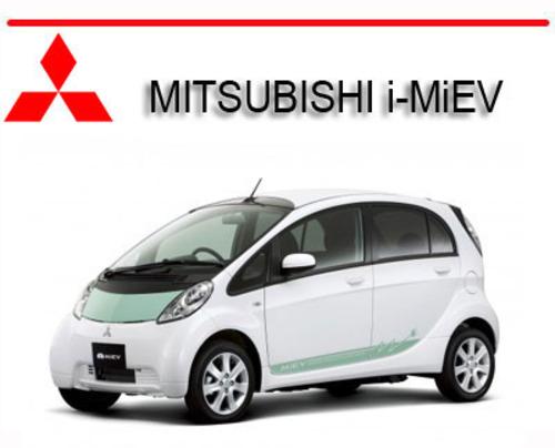 Pay for MITSUBISHI i-MiEV IMIEV 2009-2012 REPAIR SERVICE MANUAL