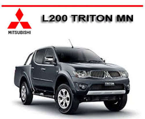 Pay for MITSUBISHI L200 TRITON MN 2012-2014 WORKSHOP REPAIR MANUAL