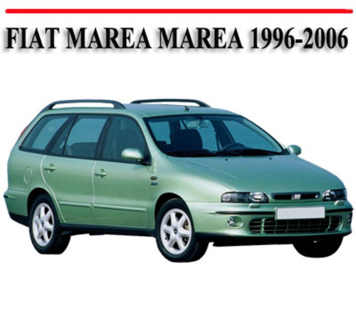 Pay for FIAT MAREA MAREA 1996-2006 WORKSHOP SERVICE REPAIR MANUAL