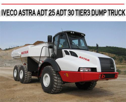 Free ASTRA ADT 25 ADT 30 TIER3 DUMP TRUCK WORKSHOP REPAIR MANUAL Download thumbnail