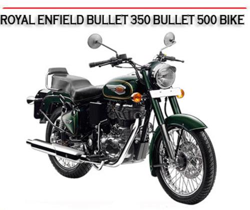 Enfield Bullet 350 Bullet 500 Bike Workshop Repair Manual border=