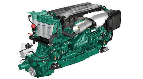 Volvo Penta D3 Series Marine Diesel Engine Service Manual