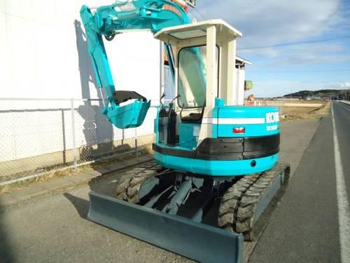 Kobelco Sk045 Sk050 Mini Excavator Workshop Service Manual