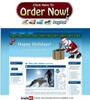 Thumbnail Santa Template Package