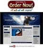 Thumbnail Snowboarding Template Package