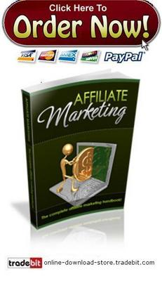 Pay for Affiliate Marketing Blueprint