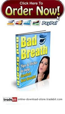 Pay for Combat Bad Breath