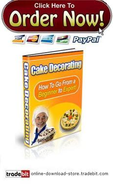 Pay for Learn To Be An Expert Cake Decorator