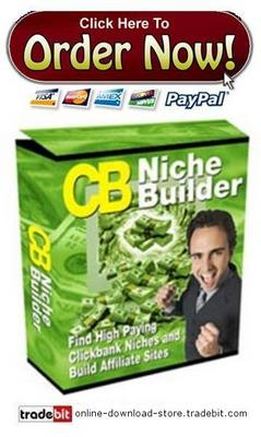 Pay for Clickbank Niche Builder