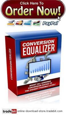 Pay for Conversion Equalizer