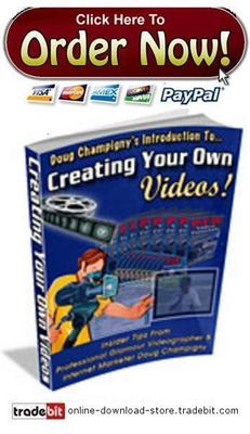 Pay for Creating Your Own Videos
