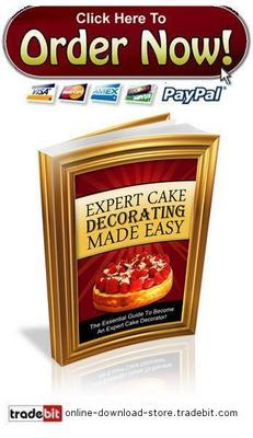 Pay for Expert Cake Decorating Made Easy