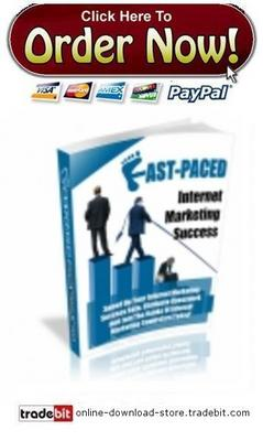 Pay for Fast-Paced Internet Marketing Success