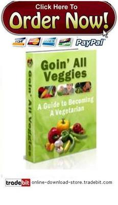 Pay for Guide to Becoming a Vegetarian