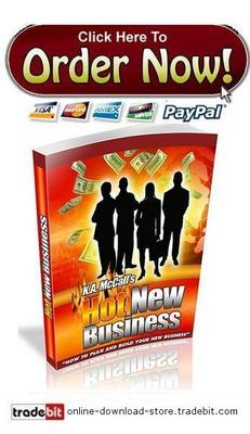 Pay for Hot New Business