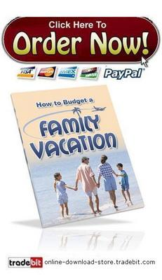 Pay for How to Budget a Family Vacation