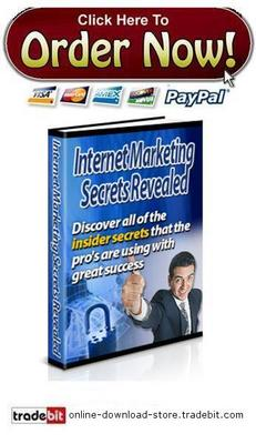 Pay for Internet Marketing Secrets Revealed
