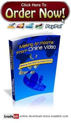 Pay for Making An Income From Online Video