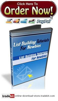 Pay for List Building for Newbies