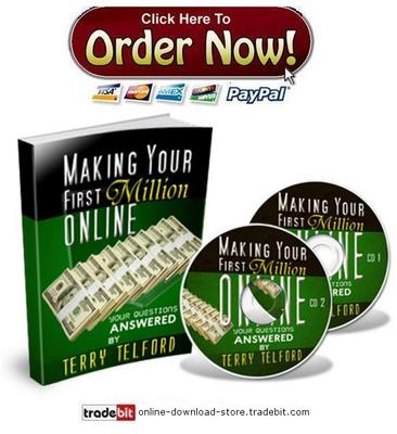 Pay for Making Your First Million Dollars Online