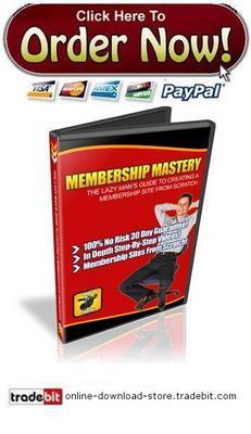 Pay for Membership Mastery