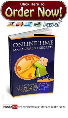Pay for Online Time Management Secrets