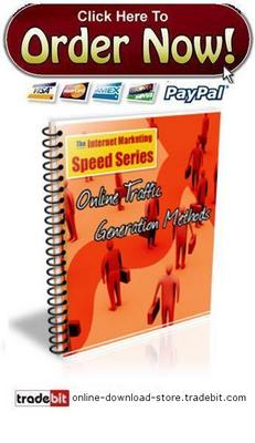 Pay for Online Traffic Generation Methods