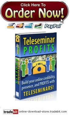 Pay for Teleseminars Profit