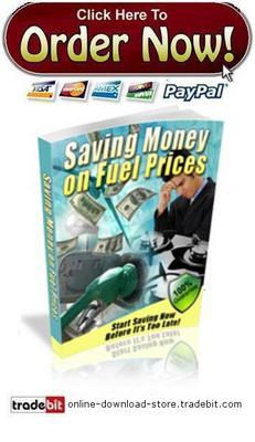 Pay for Saving Money On Fuel Prices