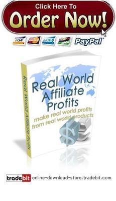 Pay for Real World Affiliate Profits