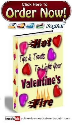 Pay for Tips & Treats To Light Your Valentines Fire