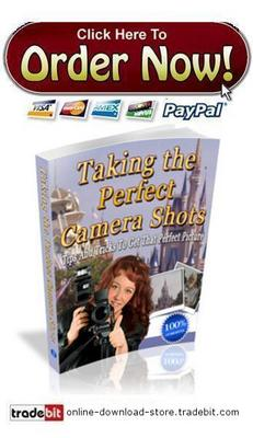 Pay for Taking The Perfect Camera Shots