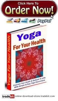 Pay for Yoga For Your Health