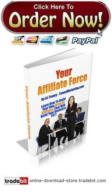 Pay for Your Affiliate Force