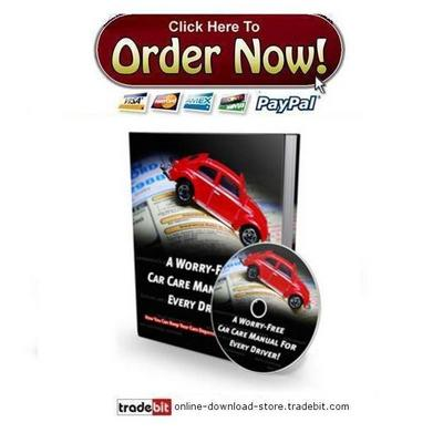 Pay for A Worry Free Car Car Manual For Every Driver
