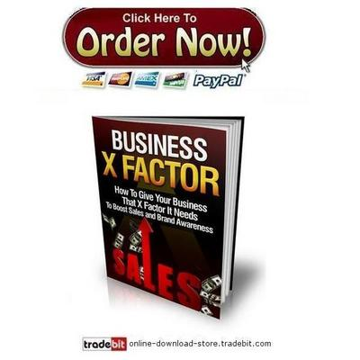Pay for Business X Factor