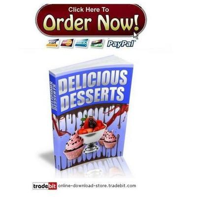 Pay for Delicious Desserts