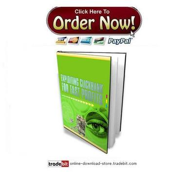 Pay for Exploiting Clickbank For Fast Profits