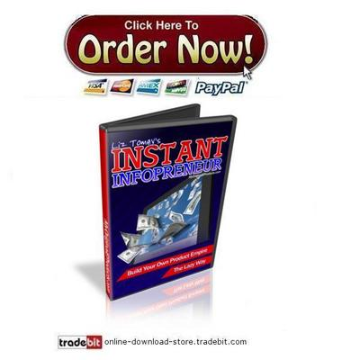 Pay for Instant Infoprenuer Video Course
