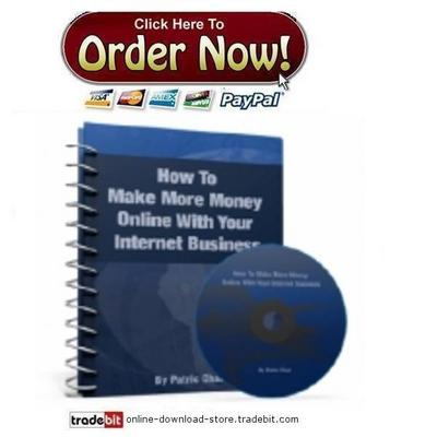 Pay for How To Make More Money Online With Your Internet Business