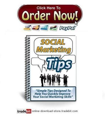 Pay for Social Marketing Tips