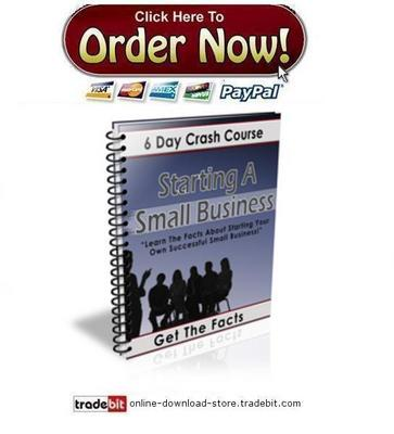 Pay for Starting A Small Business