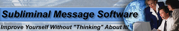 Pay for Subliminal Message Softwares Package.