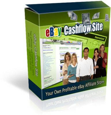 Pay for eBay Cashflow Site MRR