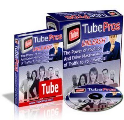Pay for TubePros Multi Media  Training Package (MRR)