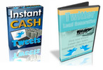 Thumbnail Instant Cash Tweets with Private Label  Rights