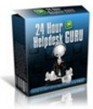 Thumbnail 24 Hour Help desk Guru With Master Resale Rights