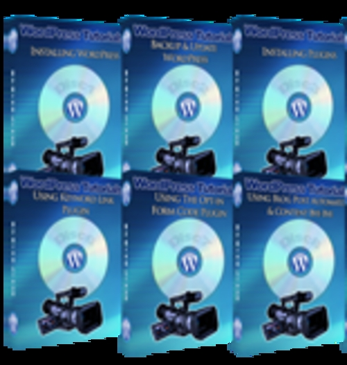 Pay for WP Blog Training Video With Master Resale Rights