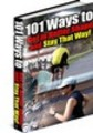 Thumbnail 101 Ways to Get in Better  Shape and Stay That Way!