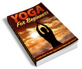 Yoga For Beginner plr
